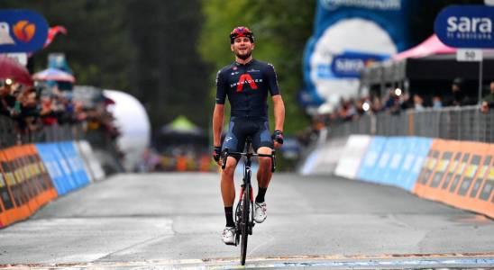 Giro d'Italia 2020 5ª
