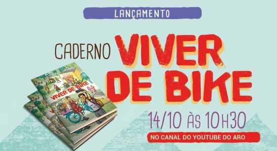 Caderno Viver de Bike