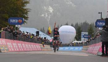 Giro d'Italia 2020 15ª