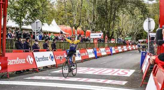 Vuelta a Espanha 2020 1ª