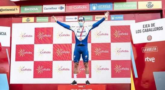 Vuelta a Espanha 2020 4ª