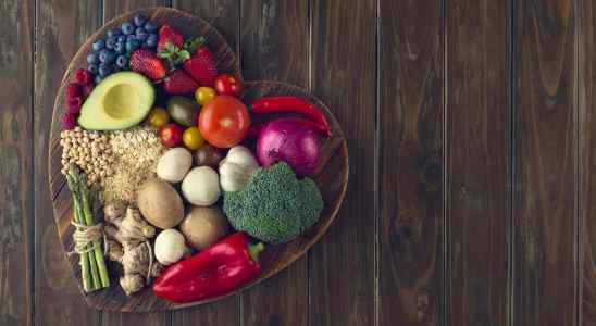 A importância da Nutrição