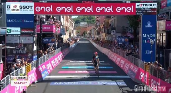 Giro d'Italia 2021 18ª