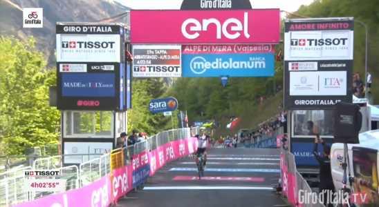 Giro d'Italia 2021 19ª
