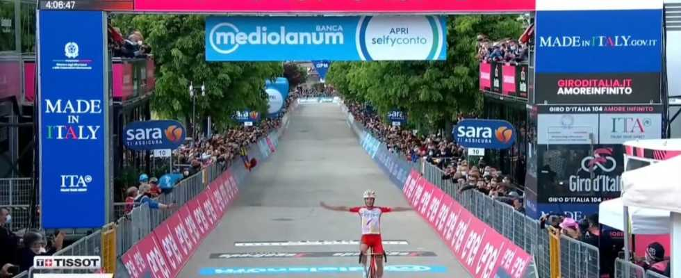 Giro d'Italia 2021 8ª