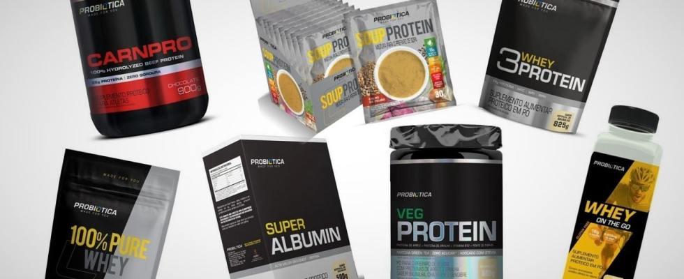 Suplementos Proteicos
