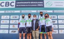 Campeonato Brasileiro de ciclismo