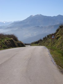 The Road to the top El Cordal