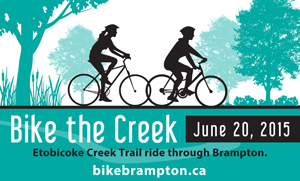 Bike the Creek