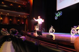 Gil Penalosa speaking Rose Theatre_750