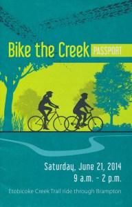 Bike the Creek passport document_700