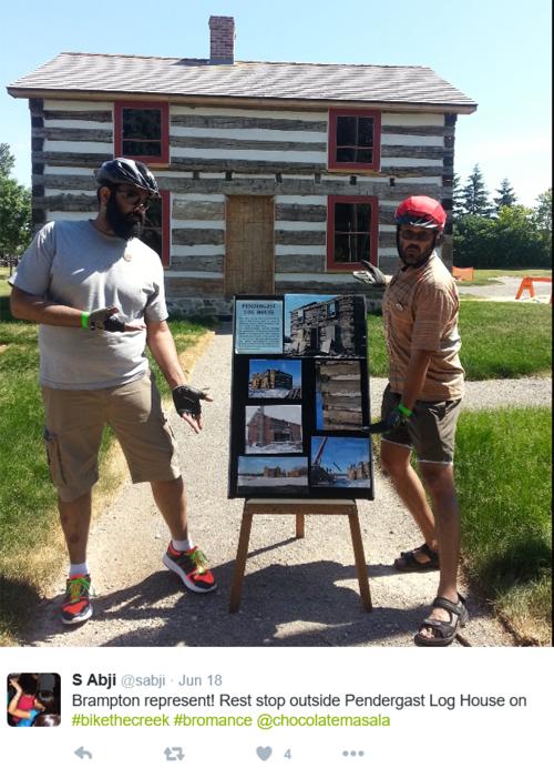 2016 BTC tweet 2 Historic Pendergast Log House_500
