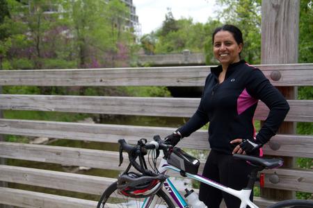 BikeBrampton member profiled