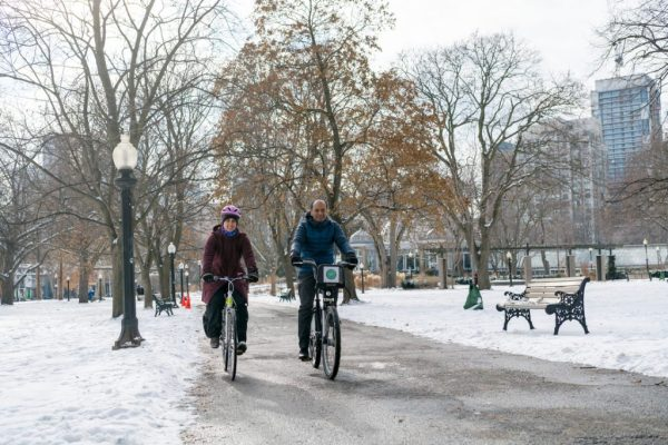 New research on winter cycling from Ryerson via @dandyhorse