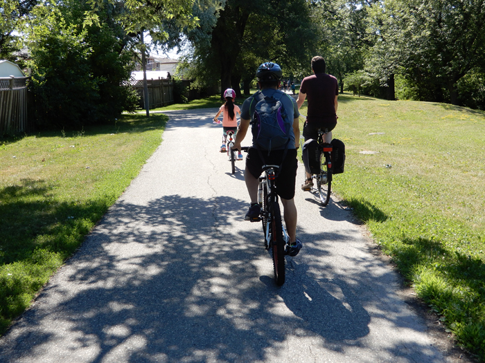 Brampton, Bicycle Friendly Community - Who Cares?