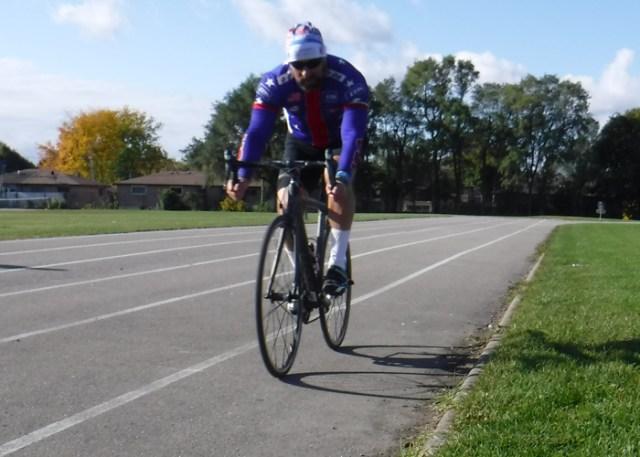 Steve Stoller flying mile