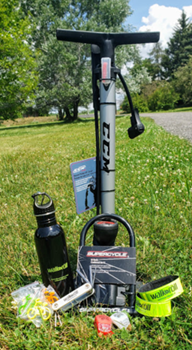 BikeWrx pop-up prize package