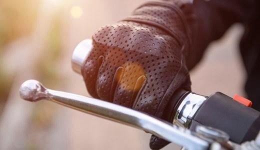 バイクの冬用グローブはこの方法で選べ!