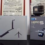 モトブログ用にGoProHERO5を買ってみた!