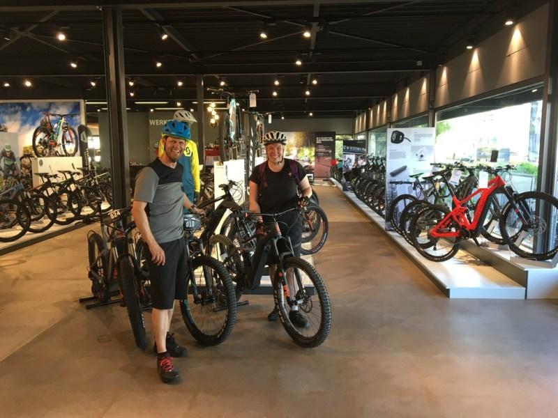 E-Mountainbike Kurse Oftringen