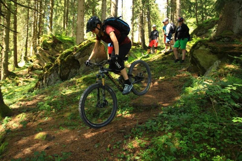 Skills & Trails Camp Flims