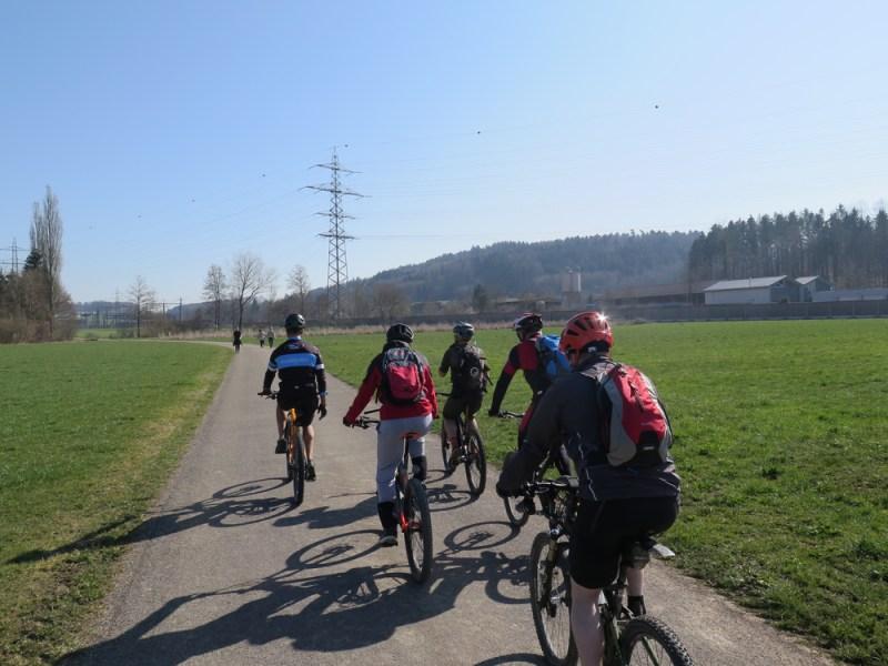 Frühlingstour Trophy Bike Bikebuebe