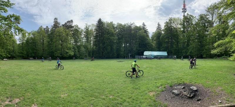 Bikebuebe Fahrtechnikkurs Julius Bär
