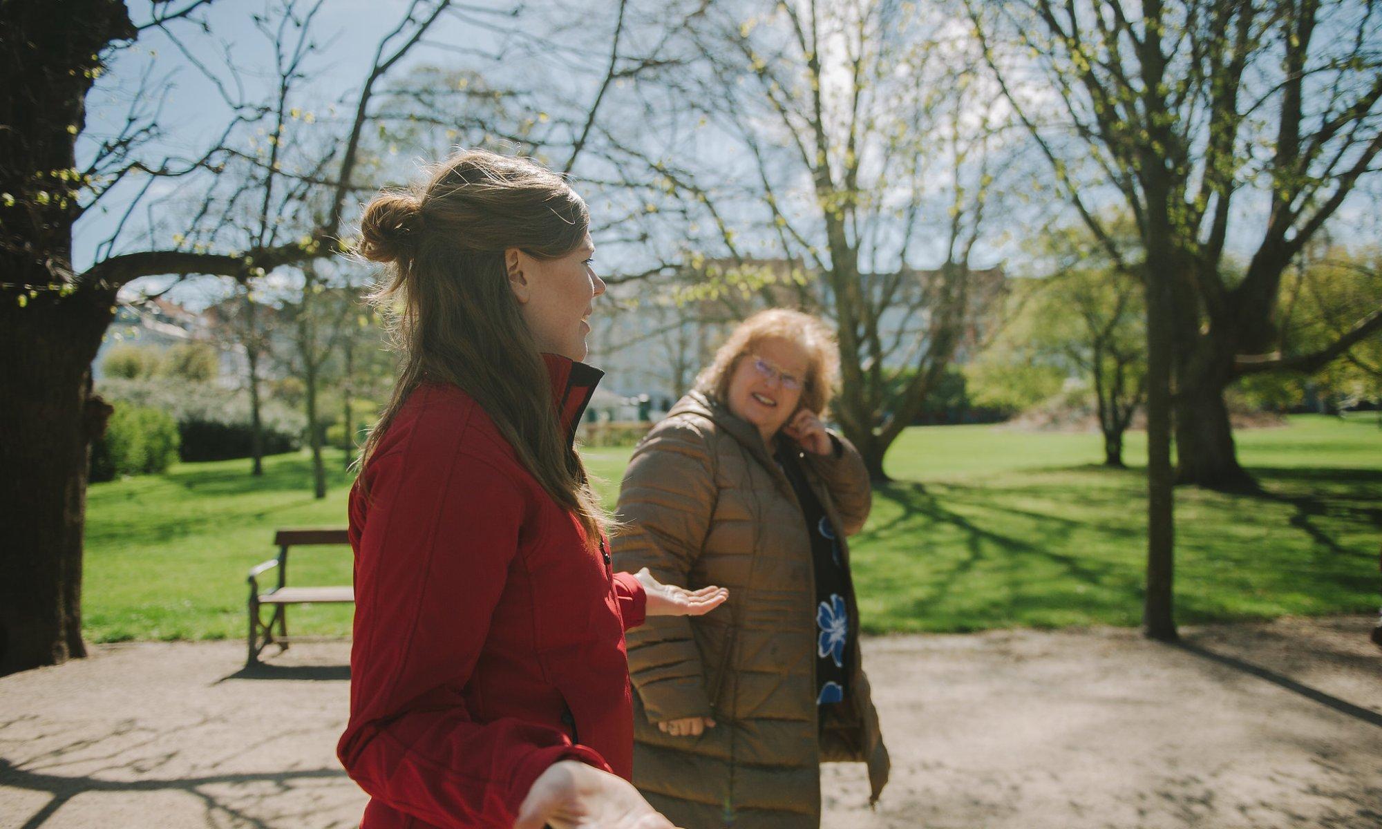 Explore Copenhagen on a private walking tour
