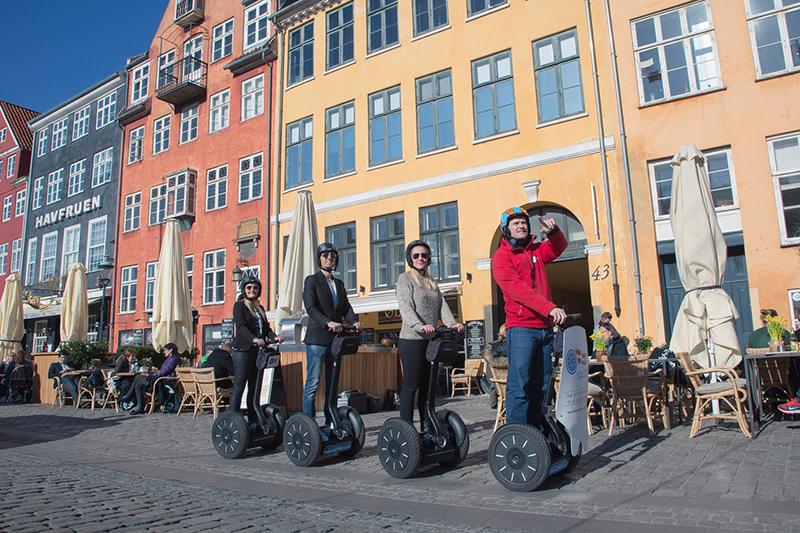 Explore Copenhagen on a Private Segway Tour