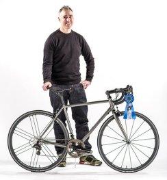 Best Fillet Brazed Frame: Bishop Bikes