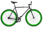 Pure Fix Glow in the Dark Fixed Gear Single Speed Fixie Bike