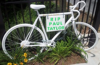 RIP my friend Paul Taylor!!