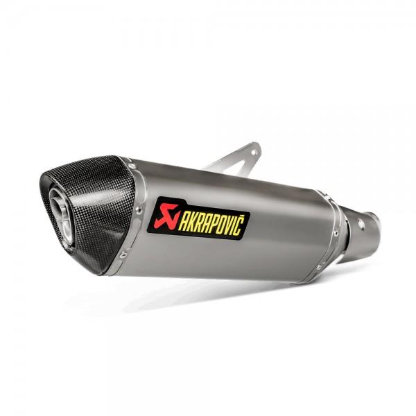 akrapovic slip on line titanium exhaust