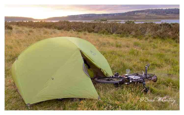 cycling central highland tasmania