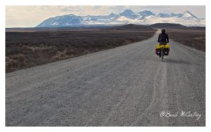 Is this not the coolest place to go for a ride? Denali Hwy, Alaska.