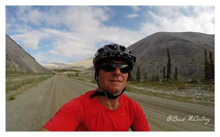 cycling the dempster highway