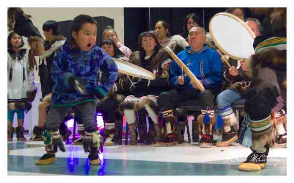 Passion for culture at Inuvik in the Canadian Arctic