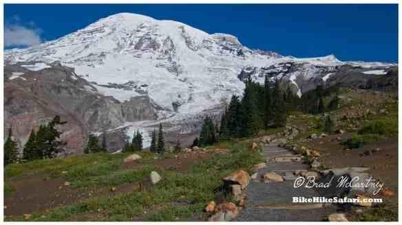 Mt Rainier, Skyline Trail