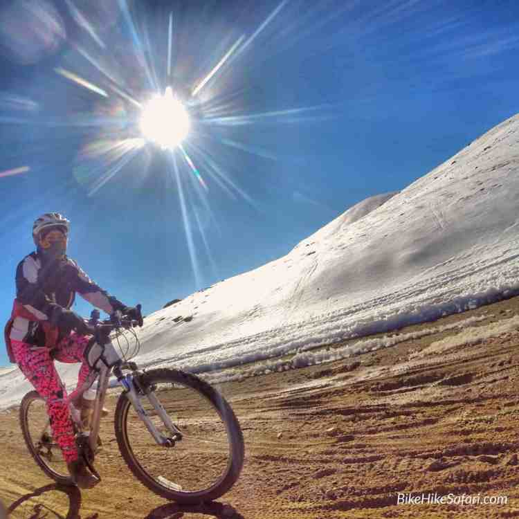 Mountain biking nevada de toluca