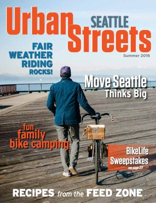 Ubran Streets Seattle