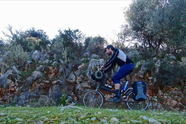 Folding Bike Friday Greece