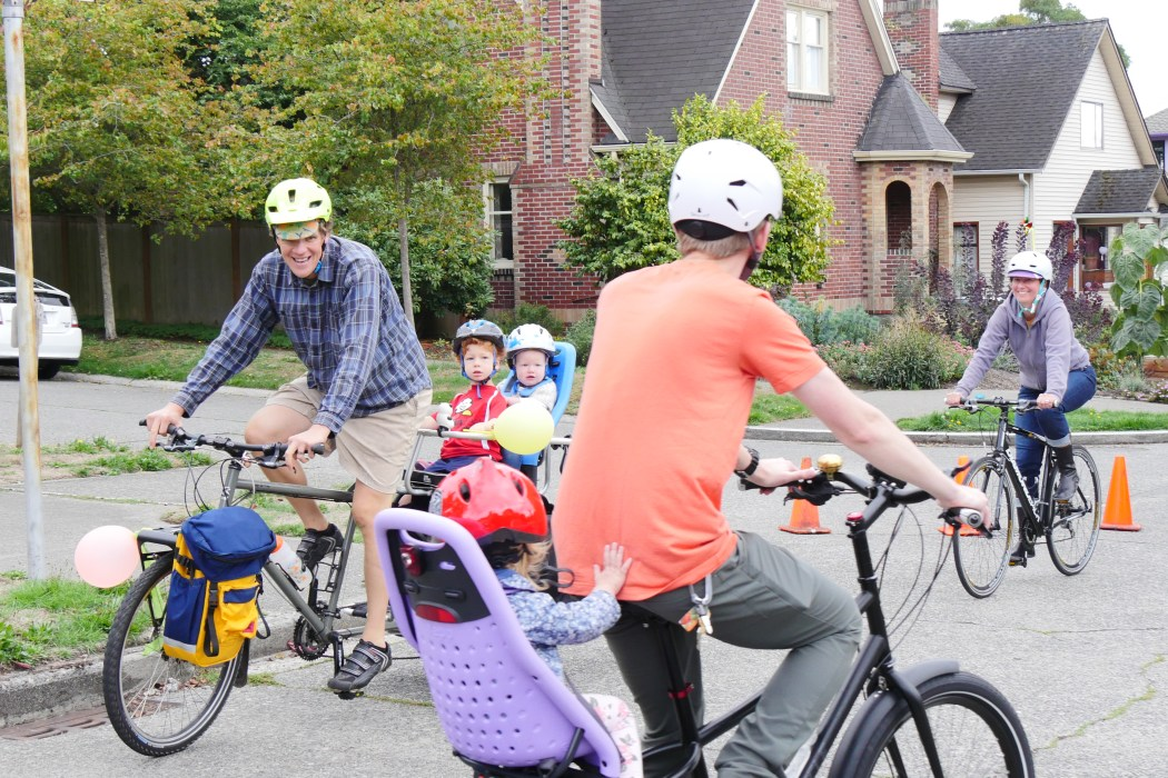 Seattle FamilyBike