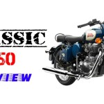 Royal Enfield Classic 350 Black With Double Seat Price In India Archives Bike Malik