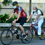 Cycling During COVID-19, What's the Safe Distance?