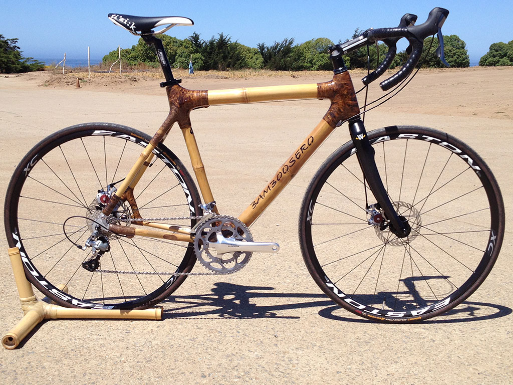 Bamboo Bikes - Bike Noob