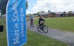 Proudly a Bikes in Schools school