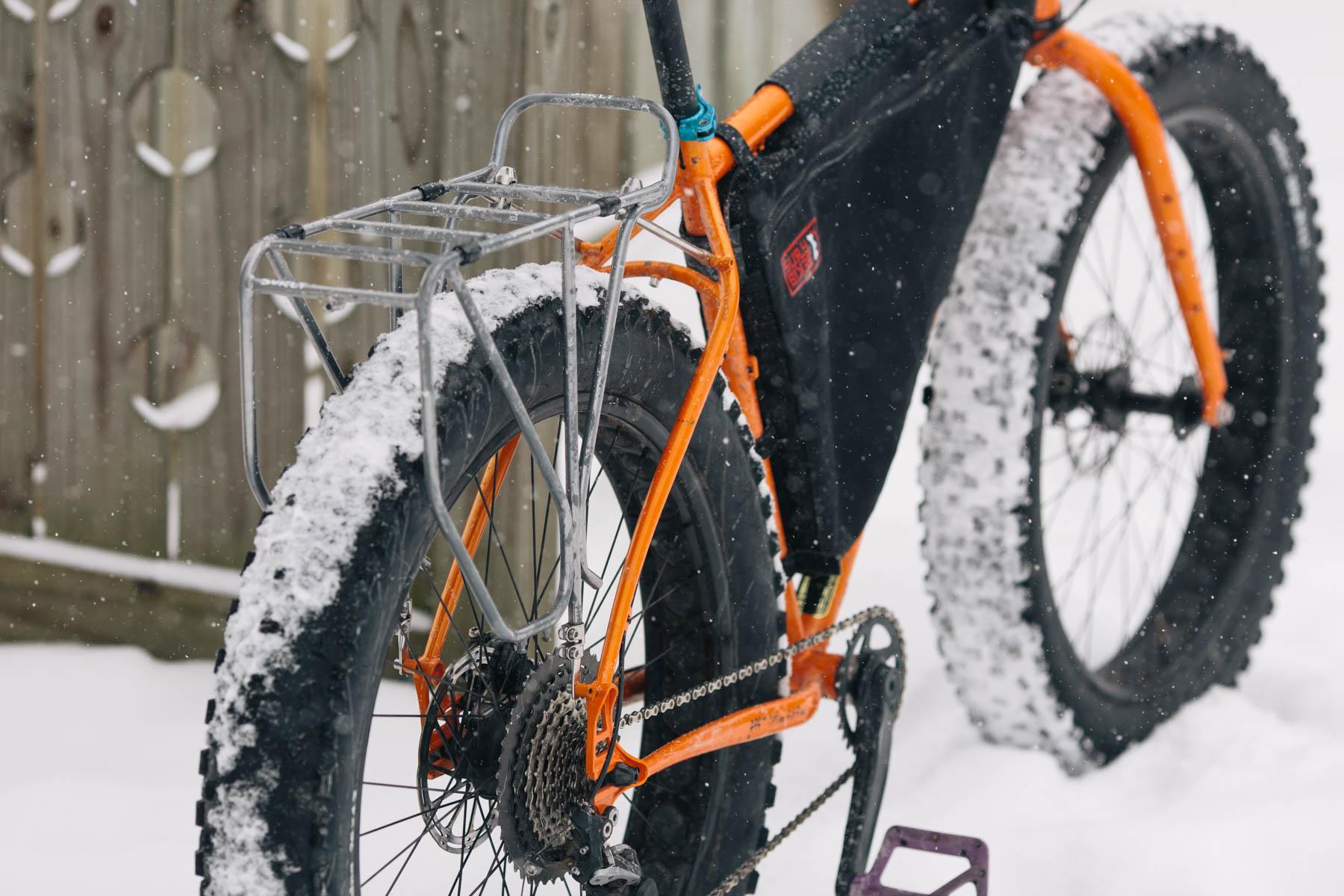 rear racks for fat bikes list and guide bikepacking com