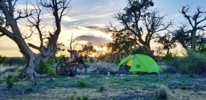 5 best budget bikepacking tents