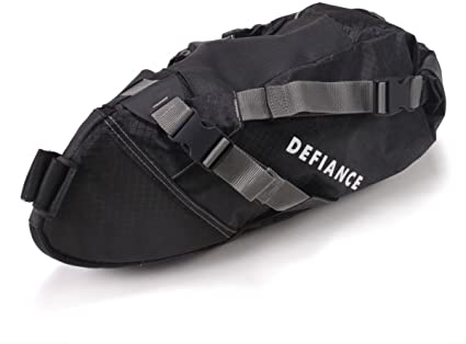 budget bikepacking saddle bag