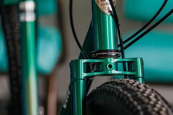 bikepacking frameset